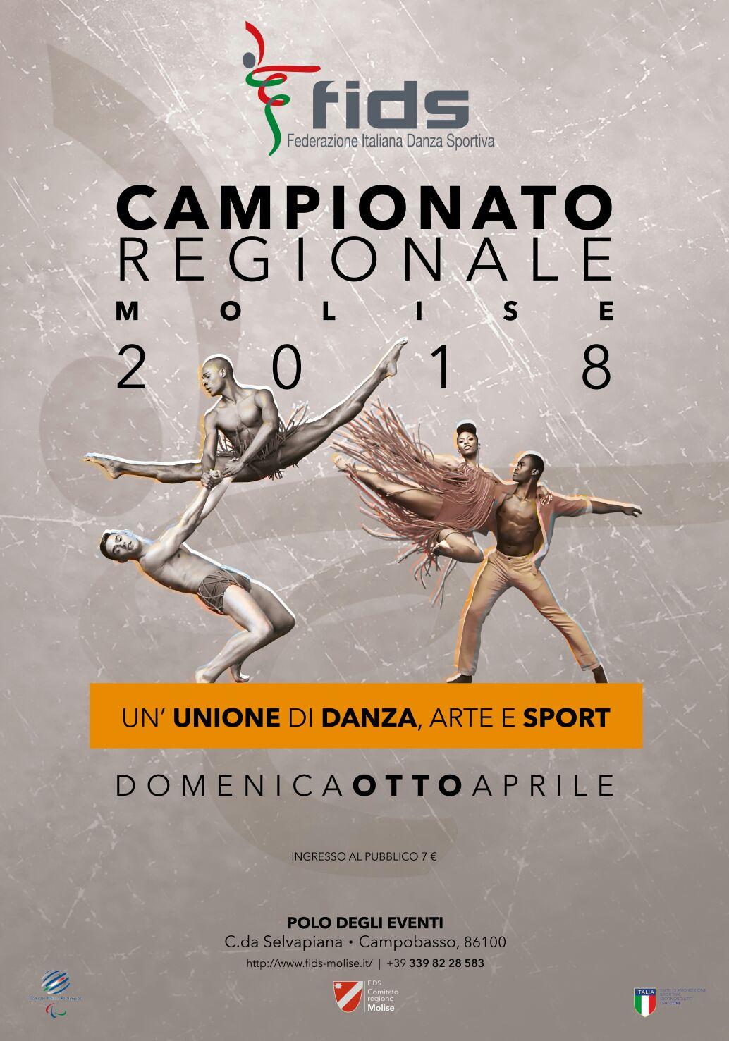 CAMPIONATO REGIONALE 2018